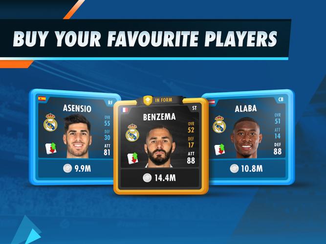 OSM 21/22 - Football Game screenshot 3