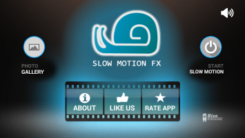 Slow Motion Video FX Screen