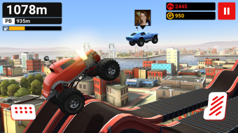 MMX Hill Climb Screenshot