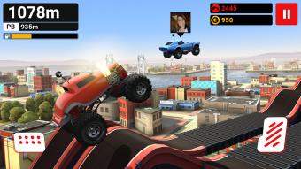 MMX Hill Climb Screenshot