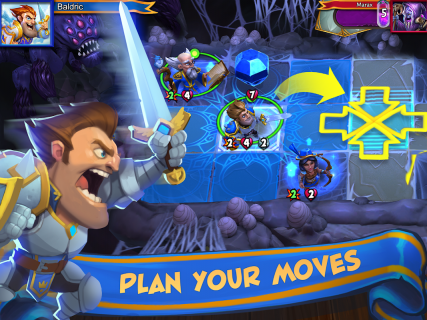 Hero Academy 2 screenshot 5