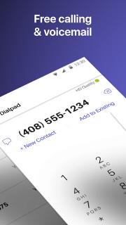 Text Free: Free Text Plus Call screenshot 2