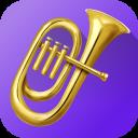 tonestro: Learn EUPHONIUM - Lessons, Songs & Tuner