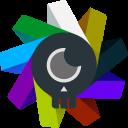 Iride UI is Dark - Icon Pack