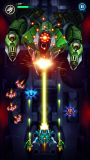 Infinite Shooting: Galaxy Attack screenshot 2