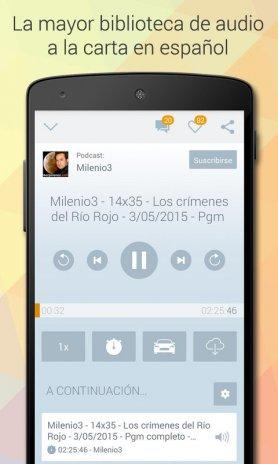 iVoox | Podcast & Radio 2.230 Descargar APK para Android - Aptoide
