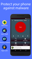 AntiVirus for Android Security-2019 Screen