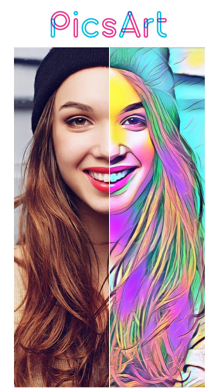 PicsArt Photo Studio: Criador de Colagem & Editor screenshot 1