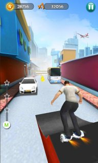 Hoverboard Surfers 3D screenshot 6
