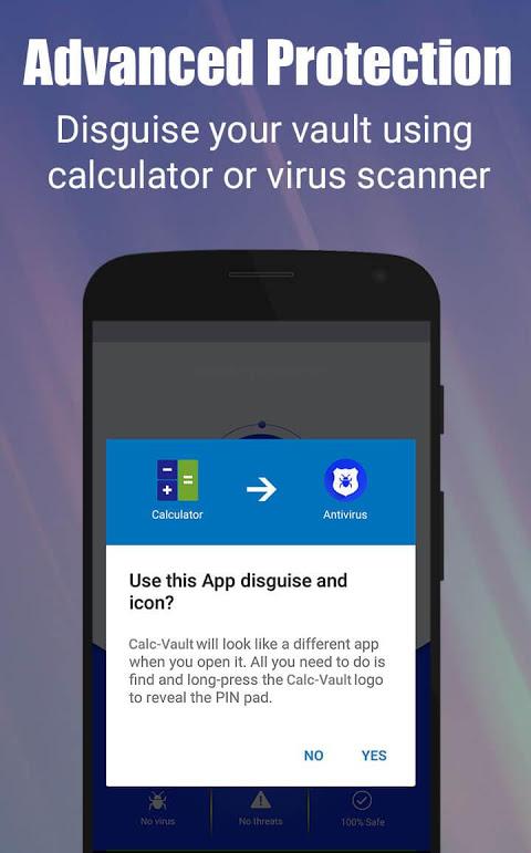 Calculator vault app download