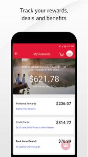 Bank of America Mobile Banking screenshot 2