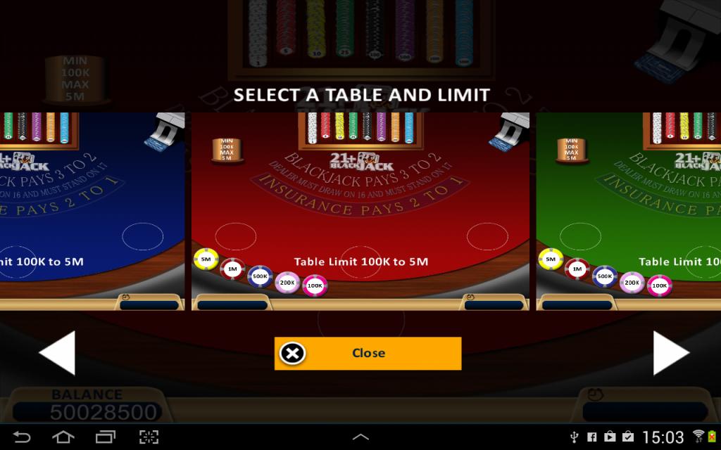 cassino card game app