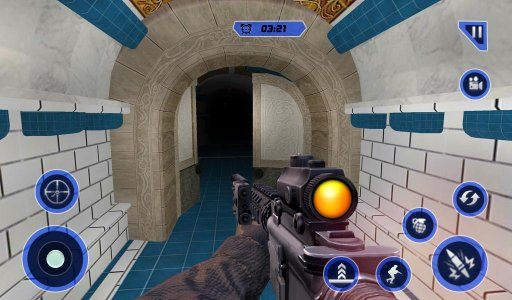 Army Counter Terrorist Attack Sniper Strike Shoot screenshot 5