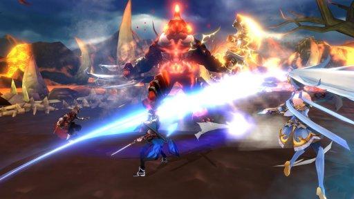 Dawn Break: The Flaming Emperor screenshot 4