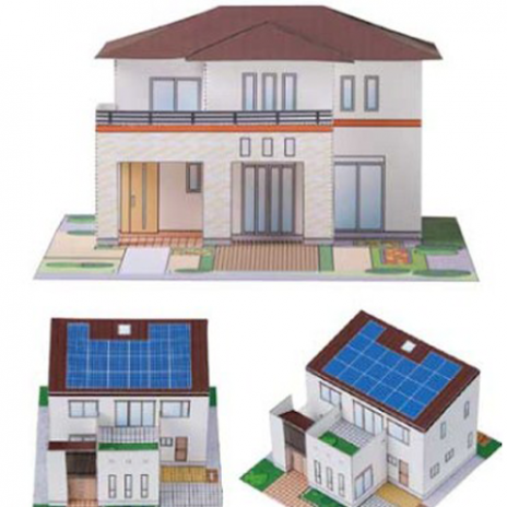Printable Paper House Models 1 2 Download APK for Android