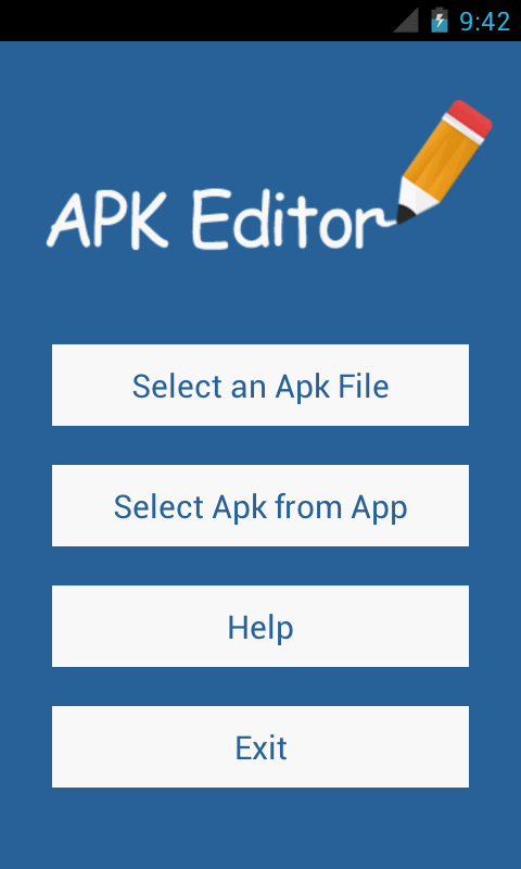APK Editor screenshot 1