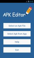 APK Editor Pro Screen