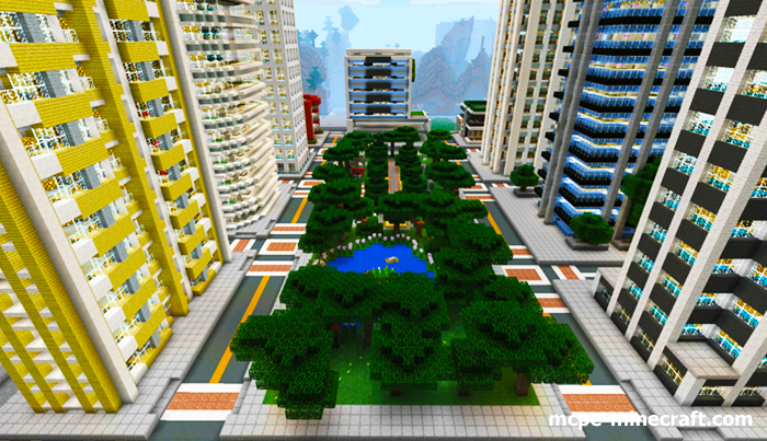 City Maps For Minecraft Download APK For Android Aptoide - Minecraft maps fur android