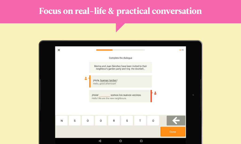 Learn french babbel apk
