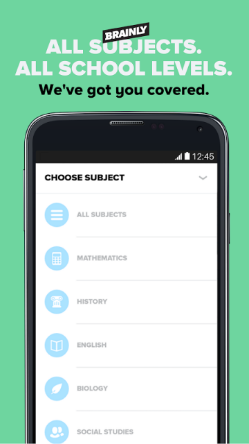 homework helper app Yup (formerly mathcrunch) is a homework help app when you need tutoring for math, chemistry, and physics just snap a photo of a chemistry, math, or physics problem.
