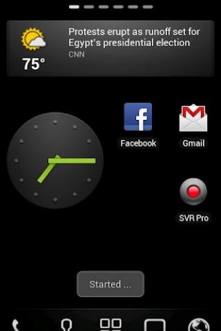 SVR Pro Screenshot