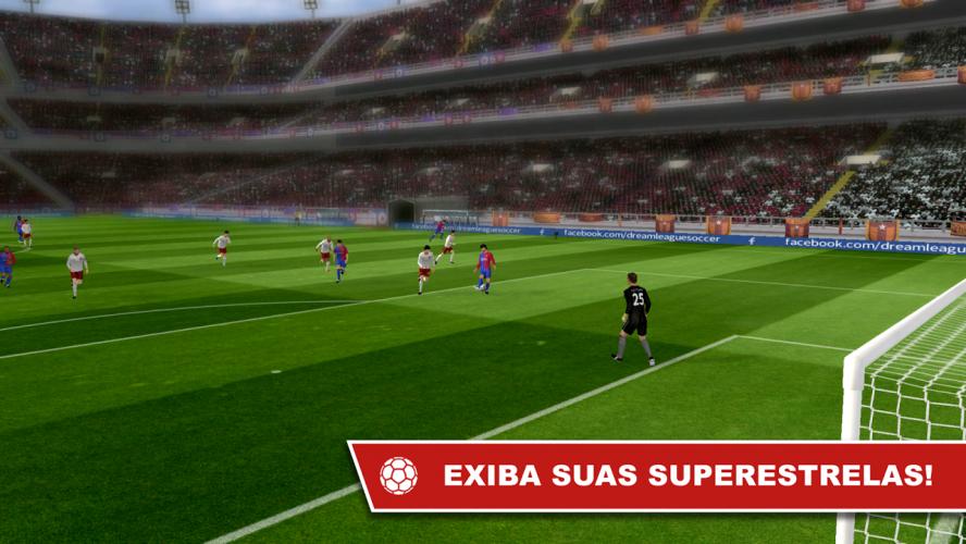 Dream League Soccer 2016 screenshot 15