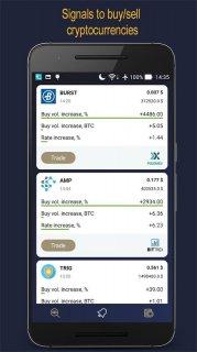 CoiNsider. Bitcoin /Altcoin Analysis Portfolio App screenshot 2