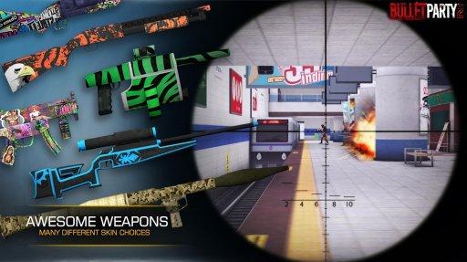 Bullet Party CS 2 : GO STRIKE screenshot 3