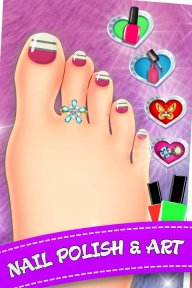 Foot Spa - Pedicure Salon screenshot 7