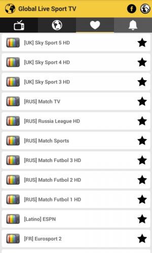 Global Live Sport Tv 1 2 0 Download Android Apk Aptoide