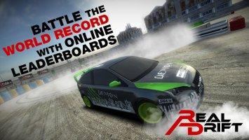 Real Drift Car Racing Screen