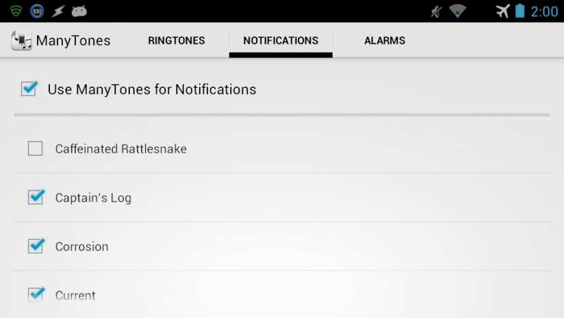 ManyTones 1 2 0 Download APK for Android - Aptoide