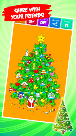 Yılbaşı Ağacı Boyama 13 Android Aptoide Için Apk Indir