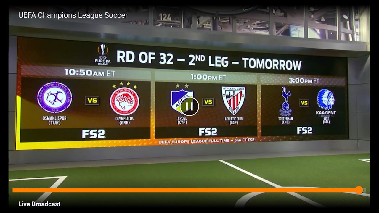 fuboTV - Live Sports and TV screenshot 2