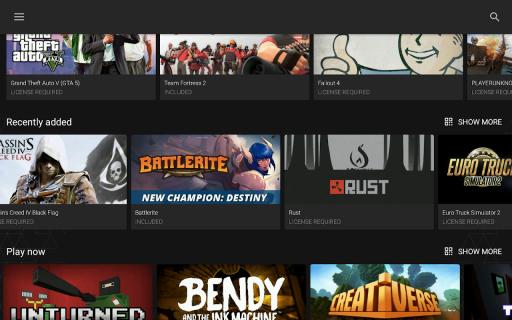 Vortex Cloud Gaming screenshot 8