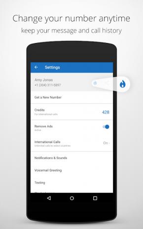 Talkatone: Free Texts, Calls & Phone Number 6 3 5 Download