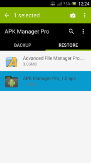 APK Manager Pro screenshot 2