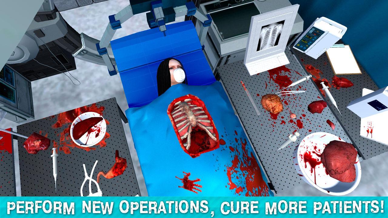 Симулятор хирурга 3d скачать