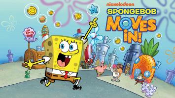 SpongeBob Moves In FULL #Msi8Store Screen