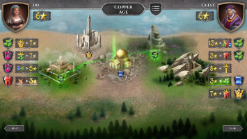 Tides of Time Screen