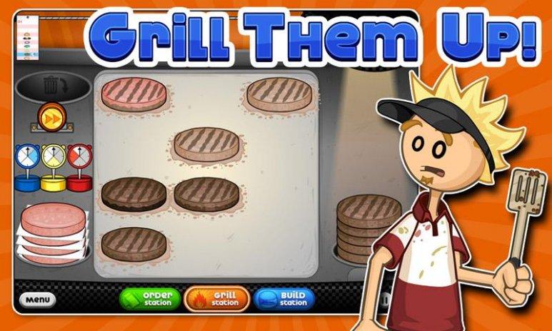 ... papa s burgeria screenshot 3 ...