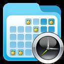 Monthly alarm clock