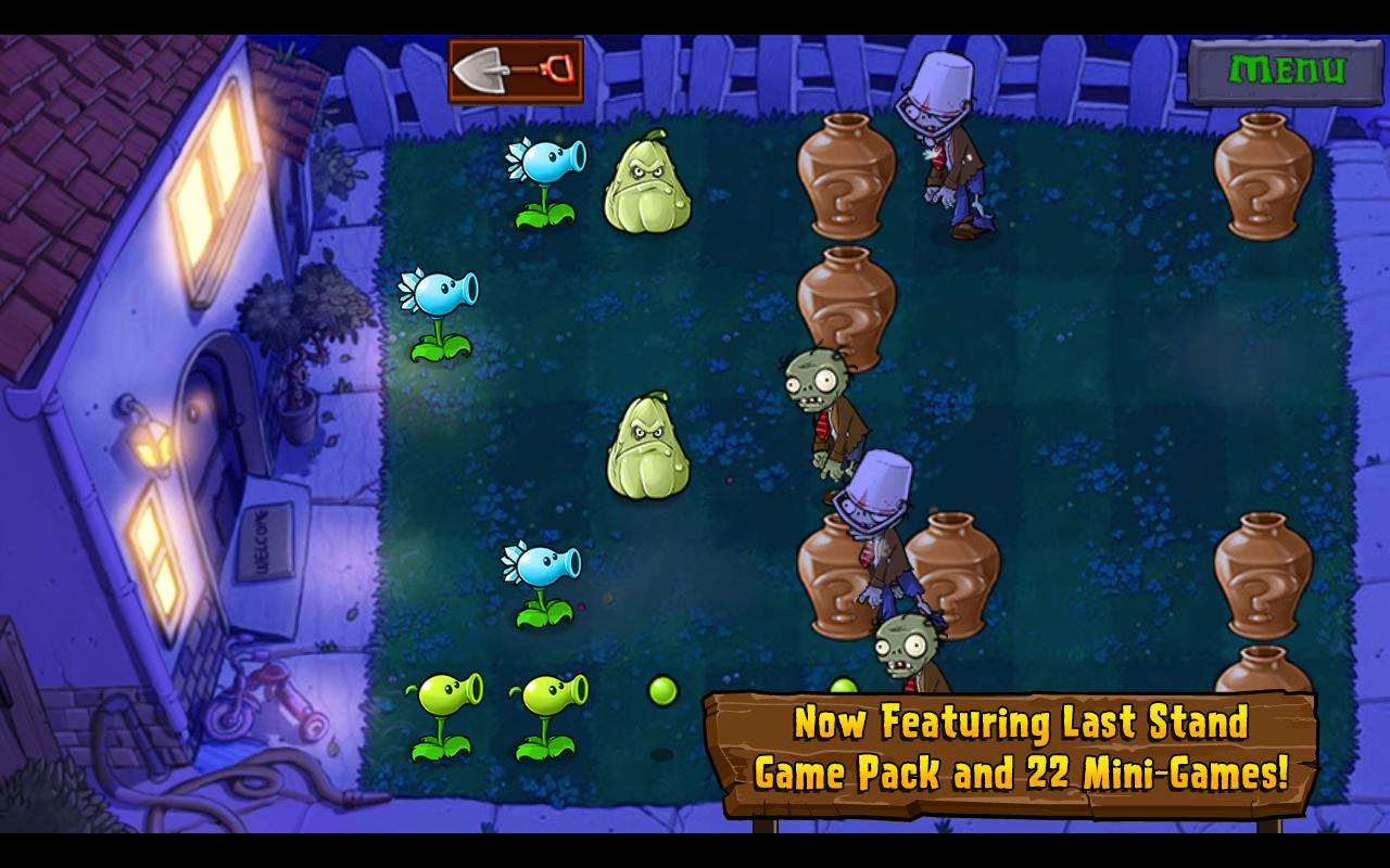 Plants vs. Zombies™ screenshot 2
