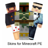 Skins for Minecraft PE Icon