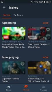 Moviebase - TV Show & Movie Tracker. TMDb. Trakt. screenshot 6