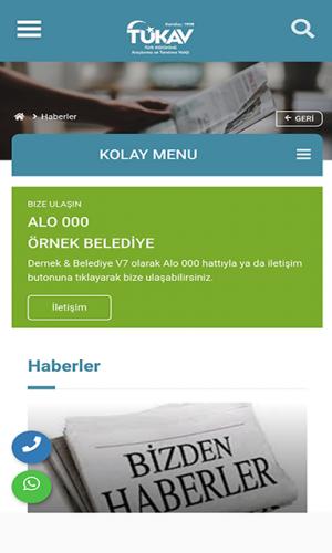TUKAV - Türk Kültürünü Araştırma ve Tanıtma Vakfı screenshot 3