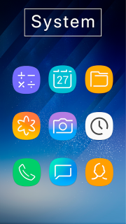 UX S9 - Icon Pack screenshot 4