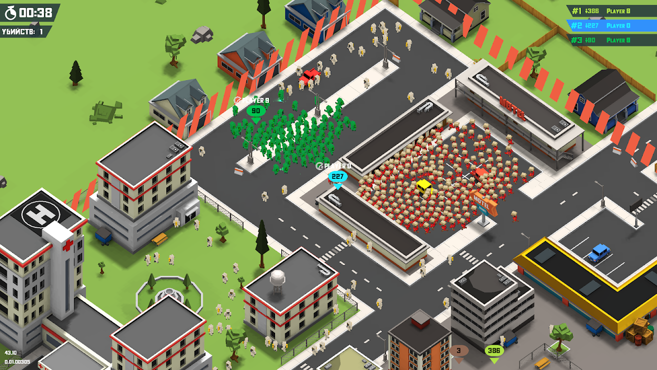 City Gangs: San Andreas screenshot 7