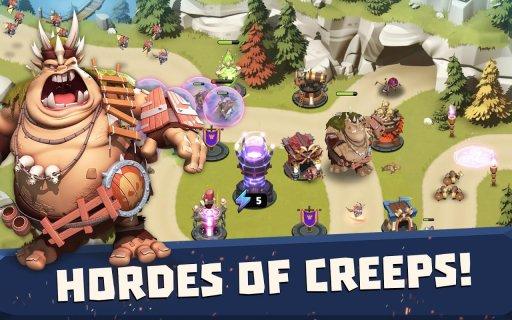 Castle Creeps TD screenshot 11