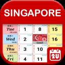 Singapore Calendar - Holiday & Notes Calendar 2021